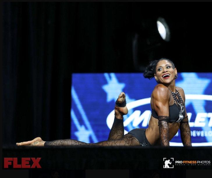 Fitness Choreography. NPC/IFBB
