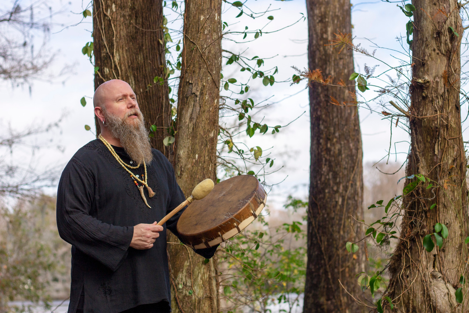 Shamanic Journeying with Drums