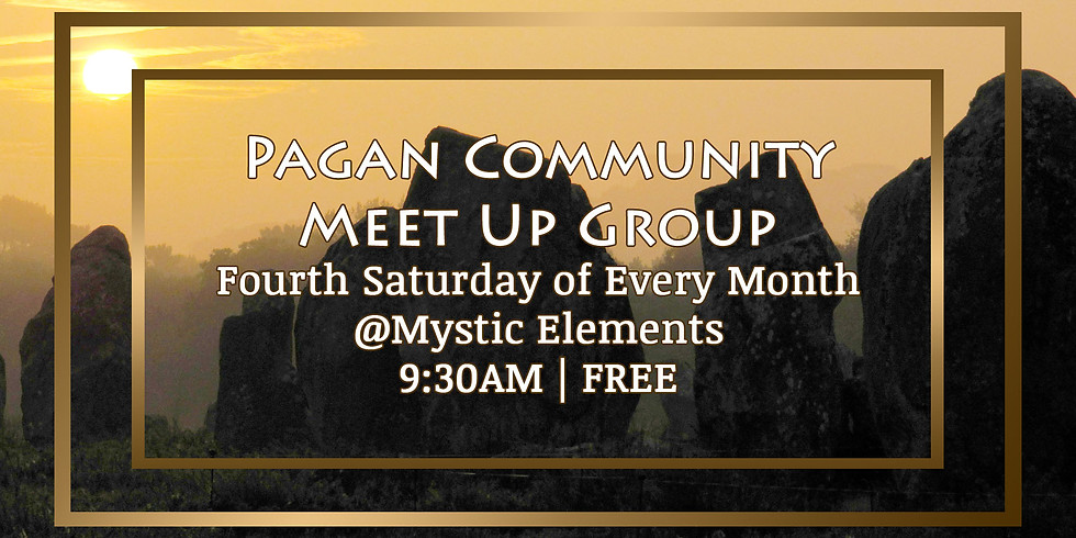Pagan Meet-Up Group