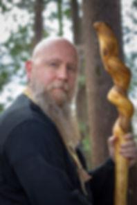 Roger Lockshier, shamanic practitioner