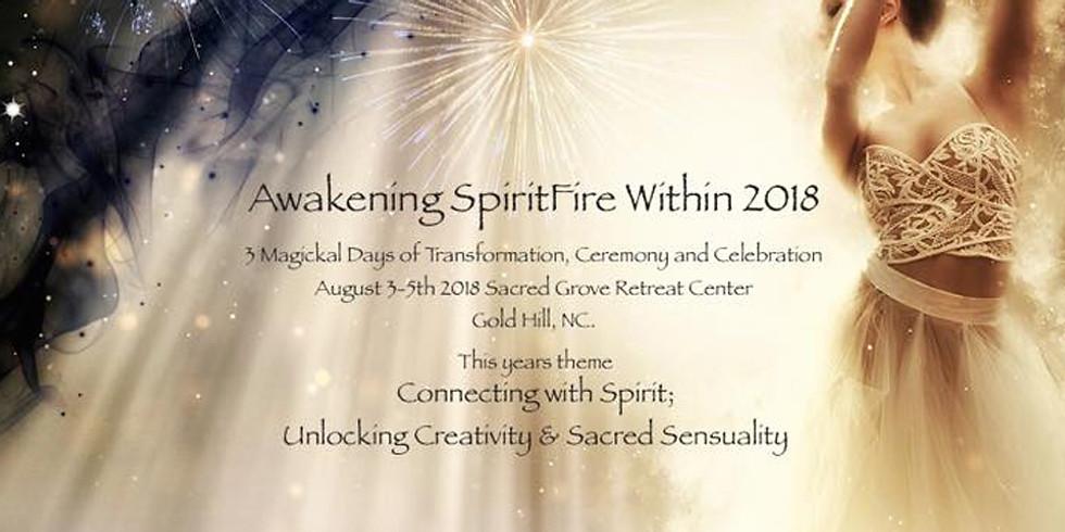Awakening SpiritFire Within Retreat