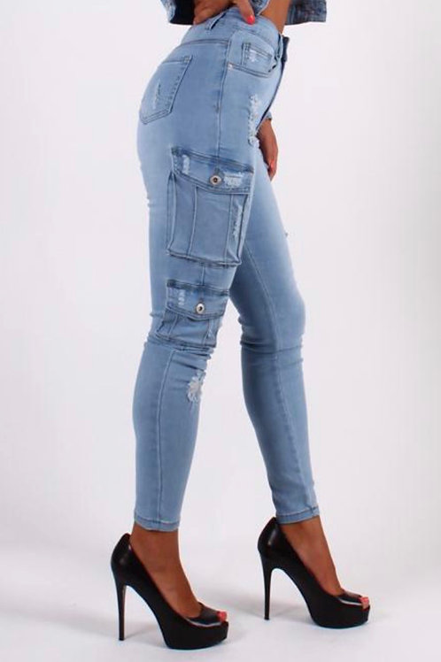 Kisha Denim Set