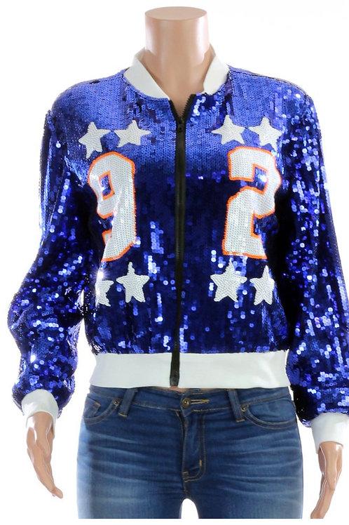 92 Sequin Jacket