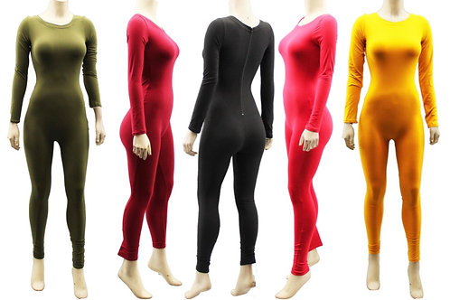 Long Sleeve Soft Bodysuit