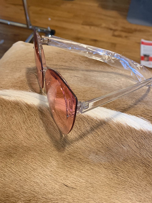 Pink Passion Glasses