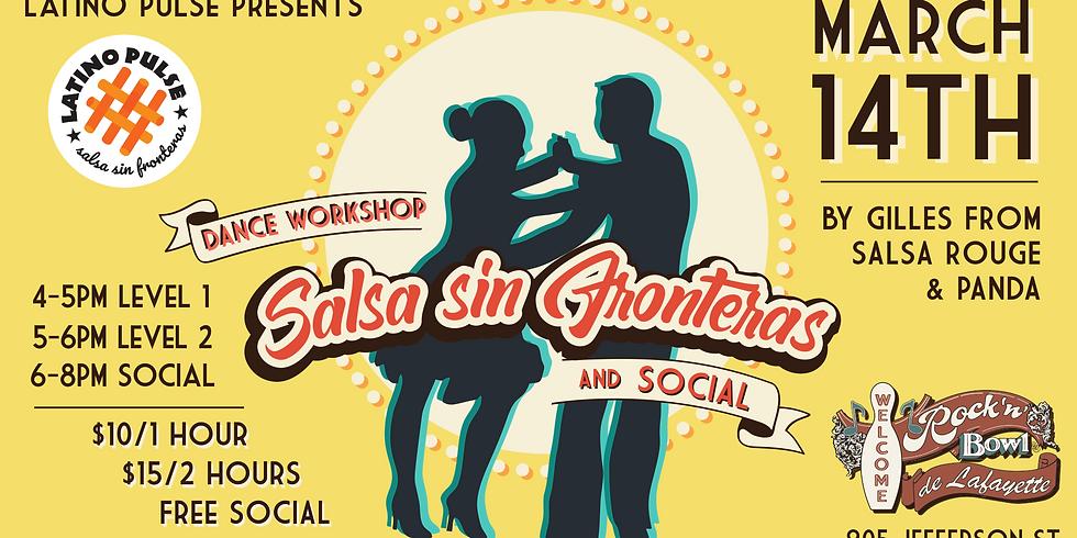 Salsa Sin Fronteras Dance Workshop and Social