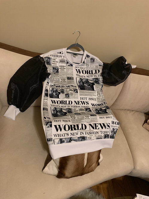 The News Dress