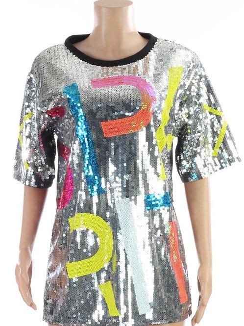 Spirit Sequin Shirt/Dress