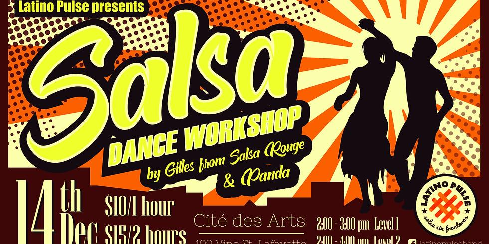 Salsa Sin Fronteras Dance Workshop
