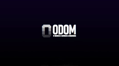 ODOM IT Consulting Logo Reveal