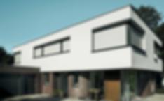 ROMA sälerullaimet suojaavat taloasi erilaisilta sääolosuhteilta ja lisäävät kiinteistösi arvoa
