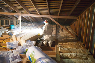 Ecorattic Insulation repacement