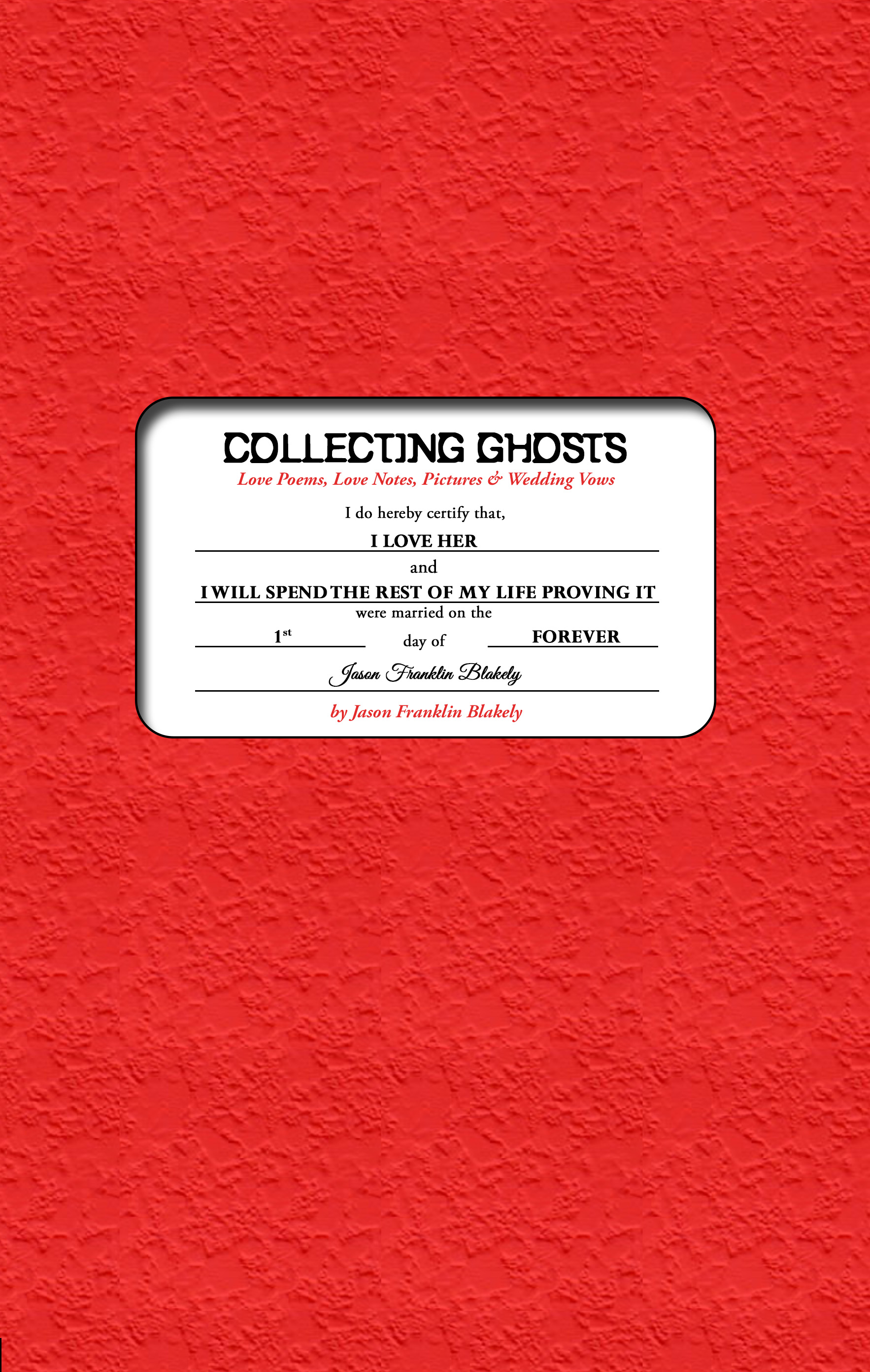 CollectingGhosts-LoveFrontCover