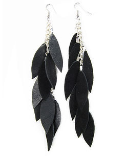 reluxe_recycled_earrings_leather_black_s