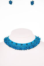 Blublanshor Collar Necklace AFGBA-35-016