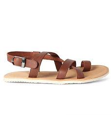 Louis-Philippe-Brown-Sandals-SDL65249040