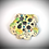 Thumbnail: Clay Fossil Flower Frog, standard size
