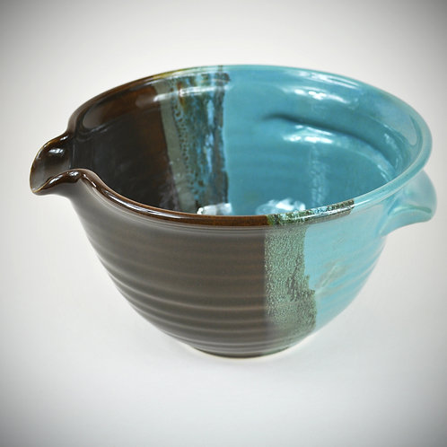 Mixing Bowl in Turquoise