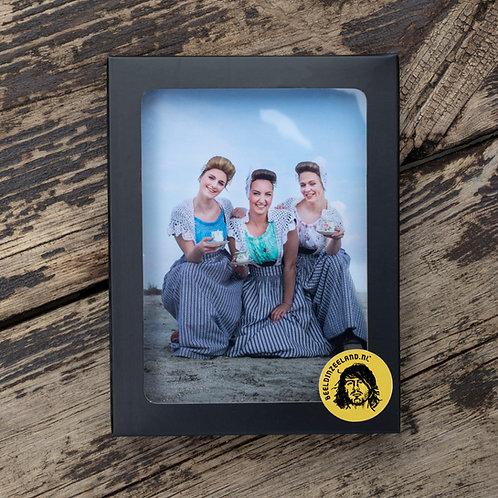 Ansichtkaarten Zeeuws Meisje (1)  #traditionele dracht