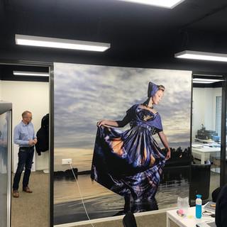 Kunst in Bedrijf