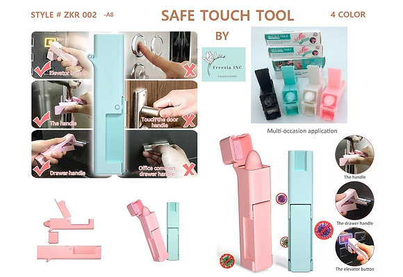 No-Touch Sanitary Tool