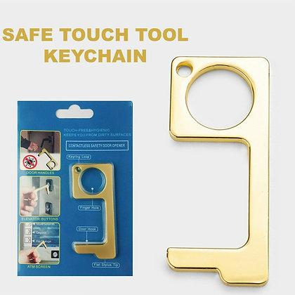 Hygienic Germ-Free Key Chain (GOLD)