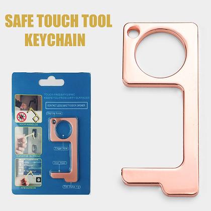 Hygienic Germ-Free Key Chain (ROSE GOLD)