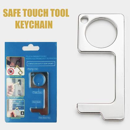 Hygienic Germ-Free Key Chain (SILVER)