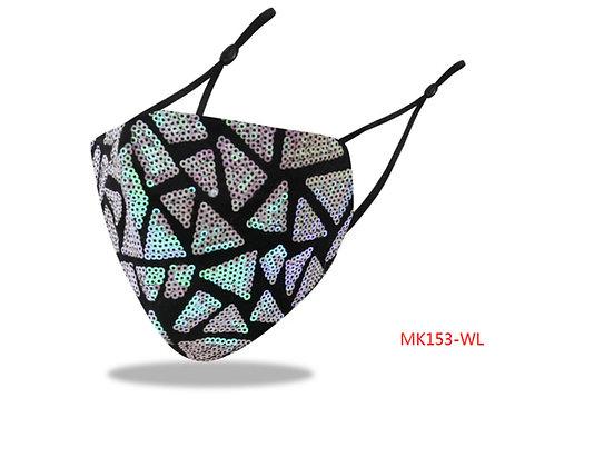 Pattern Fashion Mask