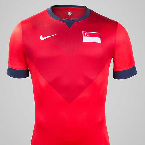 Singapore National Team Jersey by Nike