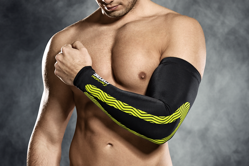 SELECT PROFCARE COMPRESSION ARM SLEEVE - BLACK