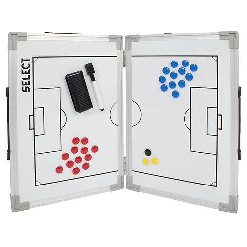 SELECT Foldable Soccer Tactics Board