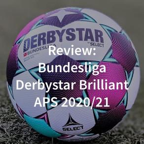 Boothype Review of Derbystar Bundesliga Brillant APS