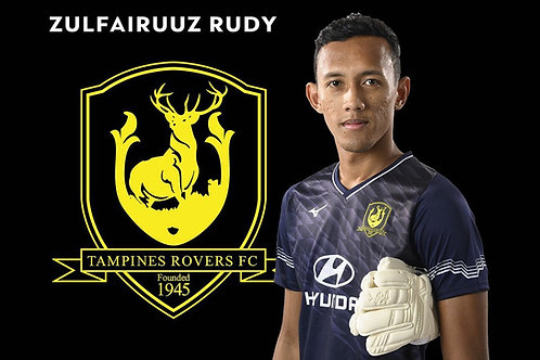 Tampines Rovers Goalkeepers Away Jersey