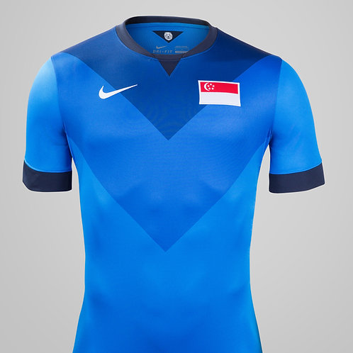 Singapore National Team Away Jersey by Nike