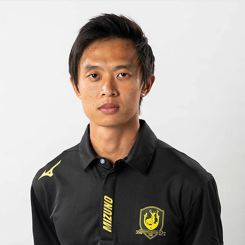 Tampines Rovers Mizuno Polo Shirt