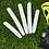 Thumbnail: ONE SLYR HYPER YELLOW GOALKEEPER GLOVES