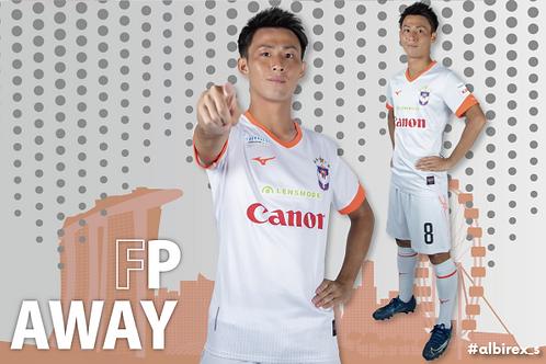Albirex Niigata Singapore Players Away Jersey