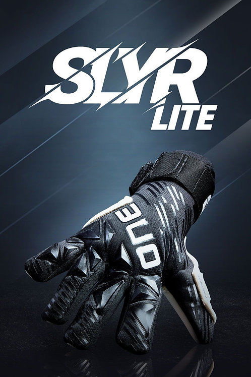 SLYR Lite Midnight Dúbravka Series Goalkeeper Gloves