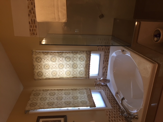 Bathroom Remodel |Tub Surround