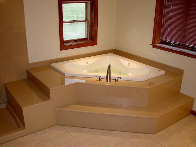 Chapman Custom Baths Tub Surround