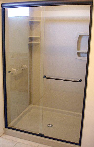 Chapman Custom Bath Shower Enclosure