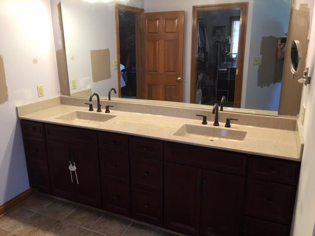 Bathroom Remodel | Lavatory & Vanity