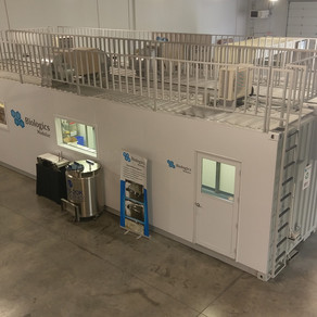 Press Release: Biologics Modular Announces Issuance of US Patent for Modular Cleanroom Facility