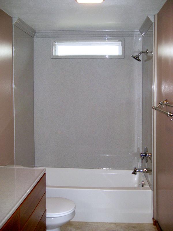 Chapman Custom Baths Shower Surround