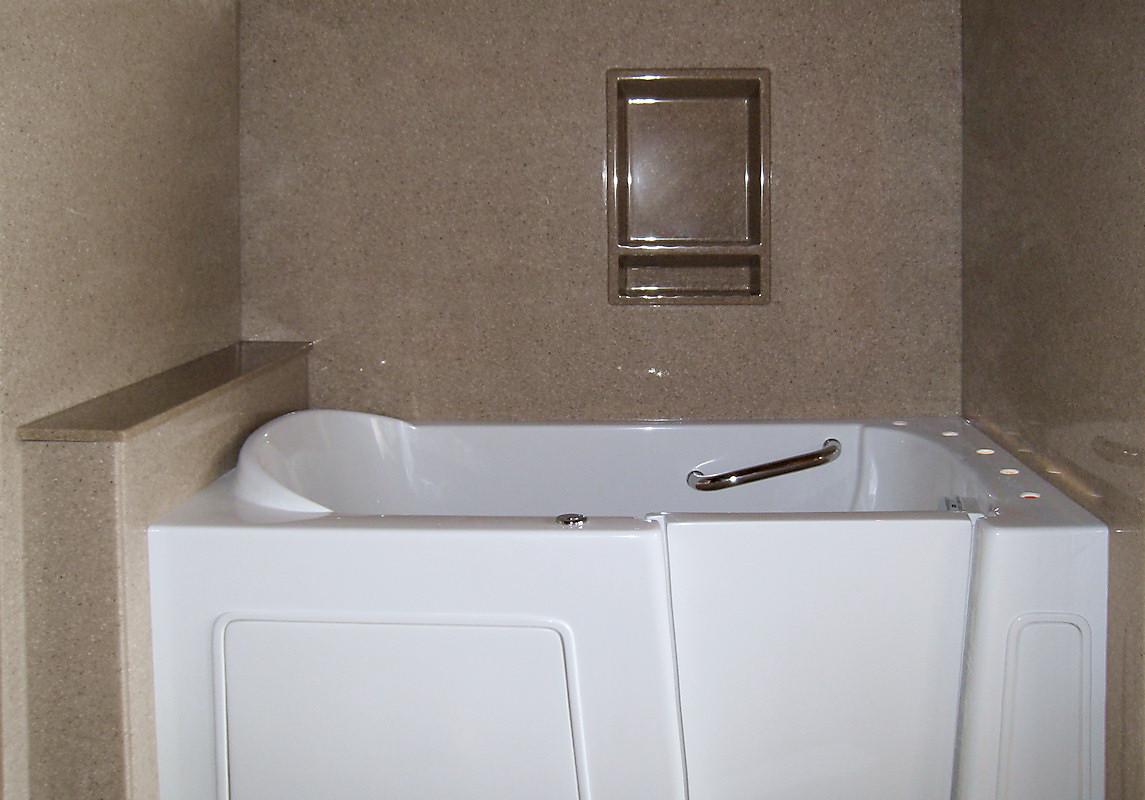 Chapman Custom Baths ADA Compliance