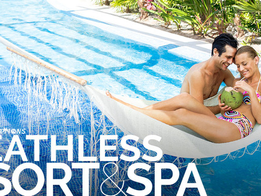 Experience the Luxury of Breathless Resort & Spa