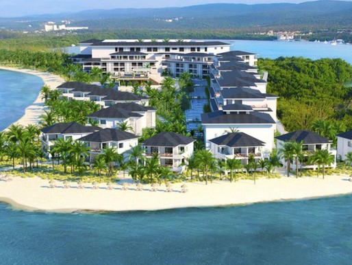 A Private Peninsula of All-Inclusive, Adults-Only Luxury in Jamaica
