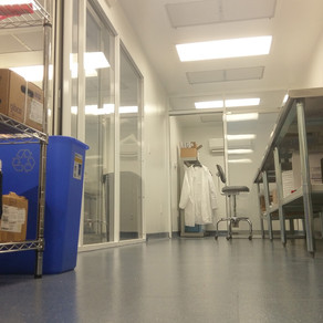 Biologics Modular Cleanrooms Part of AB BioTechnologies Expansion