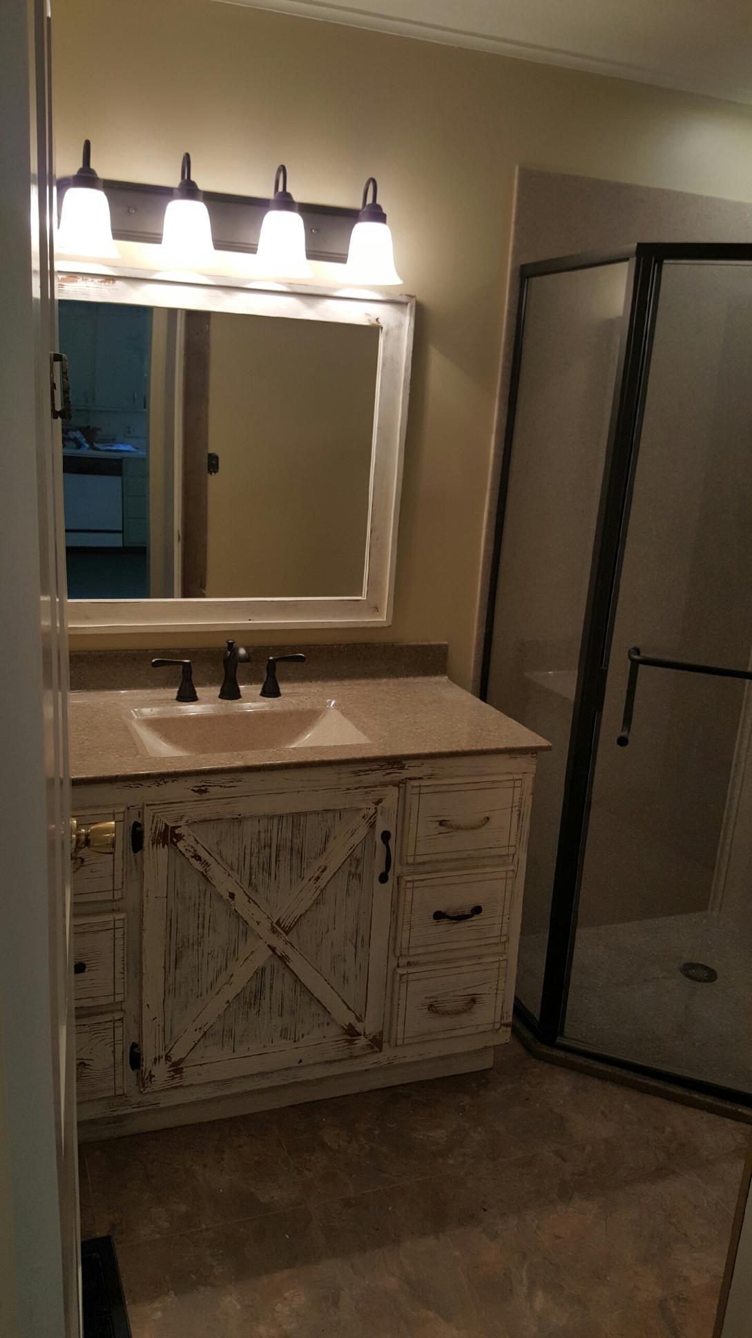 Bathroom Remodel | Modern Lavatory